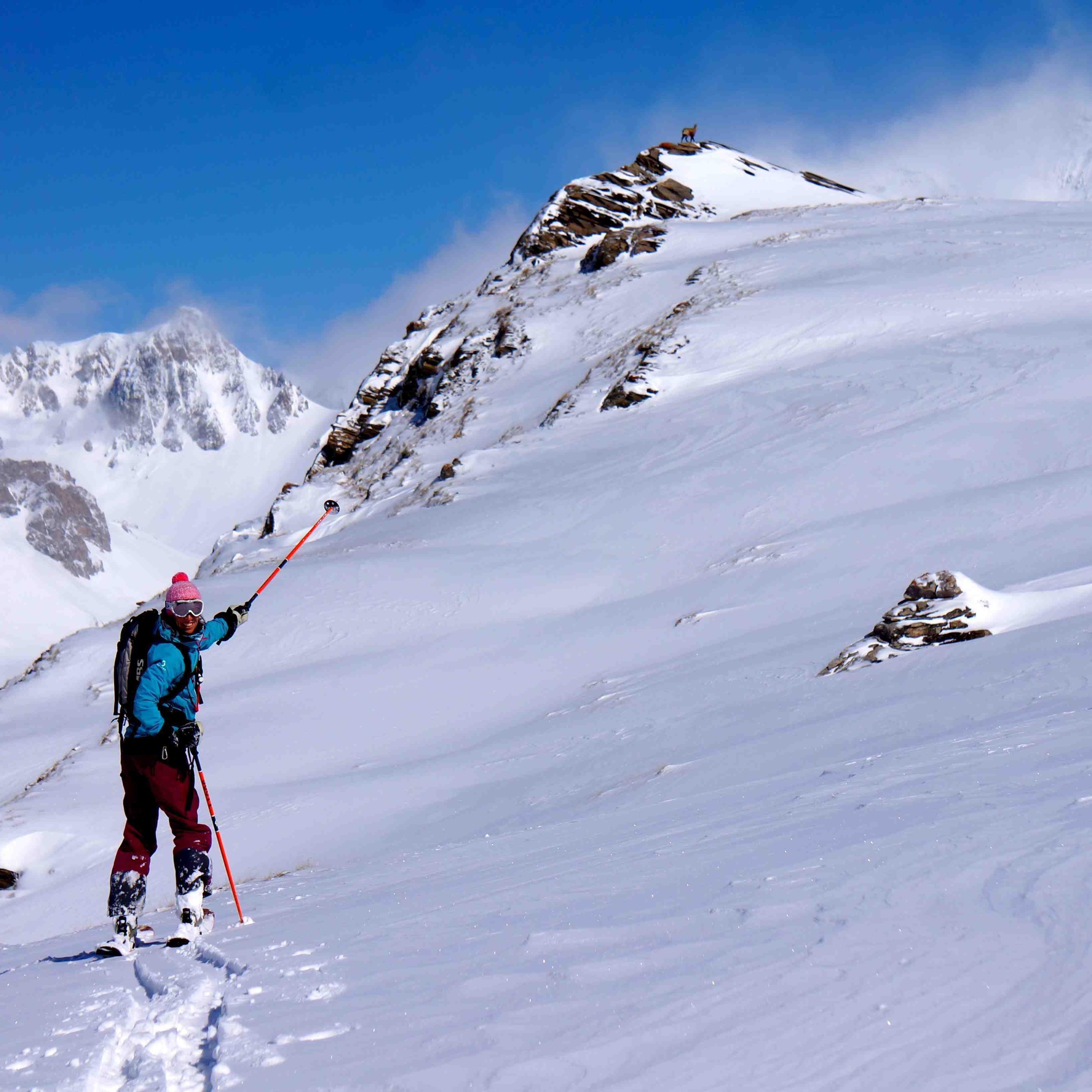Ski de randonnée Snocool